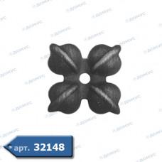 Квітка  70х1,5 отвір 8 (50.024) ( Україна )