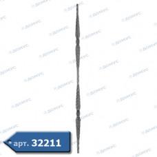 Стійка  950х 30х12 вальцьована (22.004.01) ( Україна )