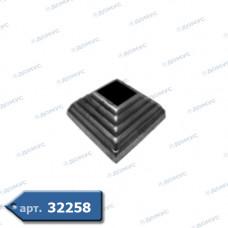 П'ятка  80х80х30х1 під 25,0 кв. (44.150) ( Імпорт )