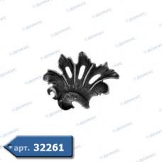 Декоративний елемент 170х138х4  (52.051) ( Україна )