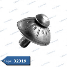 Заклепка 25х25х6 (64.021) ( Імпорт )