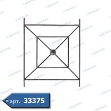 Панель кована 1000х800х12 невальцована  (15.204) (Україна)