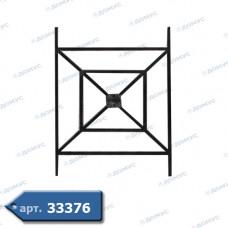 Панель кована 700х500х12 невальцована  (15.205) (Україна)
