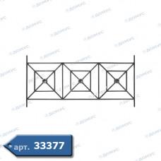 Панель кована 700х1477х12 невальцована  (15.206) (Україна)