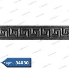 Смуга 2000х30х4 (30.027.01) ( Україна )