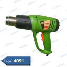 Фен будівельний PROCRAFT PH-2200E (l828) ( Імпорт )