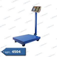 Ваги електронні GRUNHELM 300кг. (GSC-300) ( Імпорт )