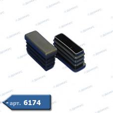 Заглушка пластмасова  25х40 (62.226) ( Україна )