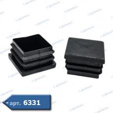 Заглушка пластмасова  20х20 (62.502) ( Україна )