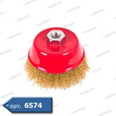 Щітка для кутової шліфувальної машинки ф 65 чаша м'яка (746039) (Імпорт)