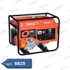 Генератор бензиновий YATO 3,2 кВт (YT-85434) ( Імпорт )