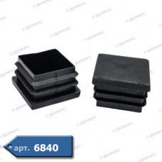 Заглушка пластмасова  40х40 (62.207) ( Україна )