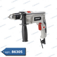 Дриль електричний ударний FORTE  850W ID  850 VR реверс (68476) ( Імпорт )