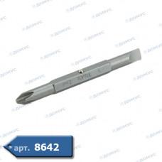 """Біта 1/4"""" PH1xSL5 L75мм ( Імпорт )"""