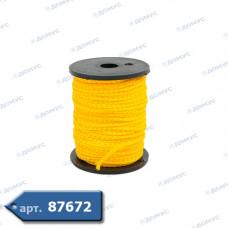 Шнур розміточний Vorel Ø1,7мм 50м (жовта) (17488) ( Імпорт )