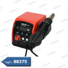 Фен-станція YATO  750W t°=100-500°C, 120л/хв. (YT-82457) ( Імпорт )