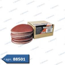 Набор наждачной бумаги STARK 125мм 50шт. 36-600 (125050010) ( Імпорт )